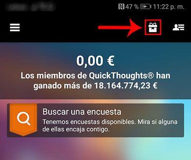 Como cobrar en QuickThoughts