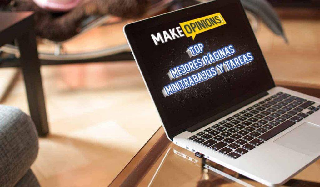 Minitrabajos: Aprende a realizar tareas en línea